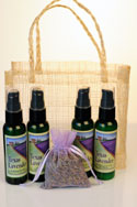 Lavender Calming Mist made with essential oils in webberville texas