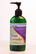 lavender soap ( bar soap ) made by texas lavender in Webberville Texas